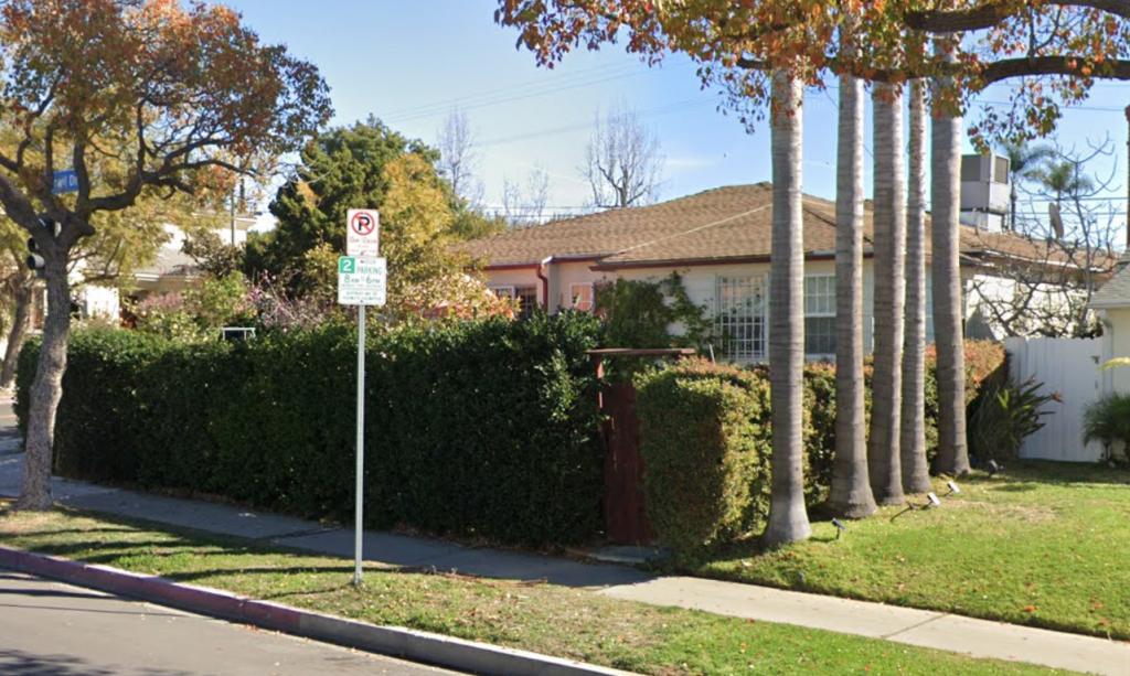 Donald Meek 1500 Beverwil Drive, Los Angeles, CA
