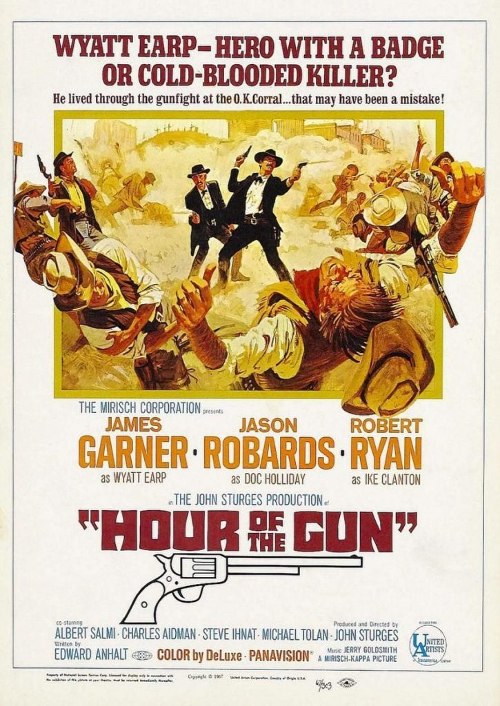 Hour of the Gun (1967) Movie Poster