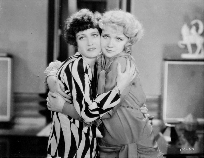 Joan Crawford and Anita Paige in Our Modern Maidens (1929)