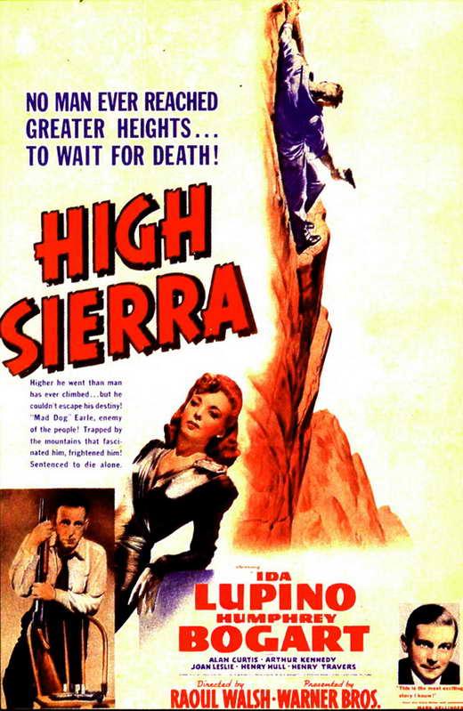 High Sierra (1941) Movie Poster