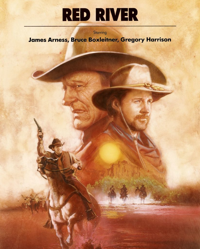 Red River (1988) Movie Poster