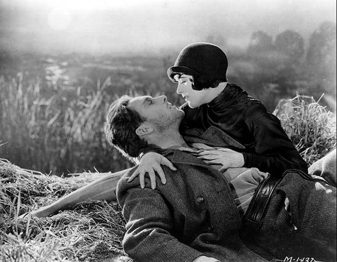 Sunrise (1927) George O'Brien and Margaret Livingston