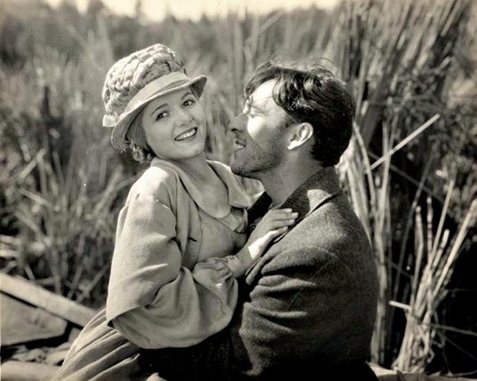 Sunrise (1927) Janet Gaynor and George O'Brien