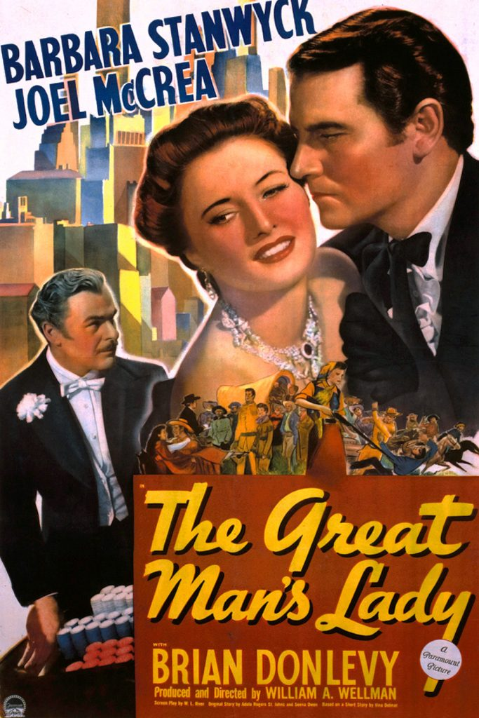The Great Man's Lady (1942) Movie Poster