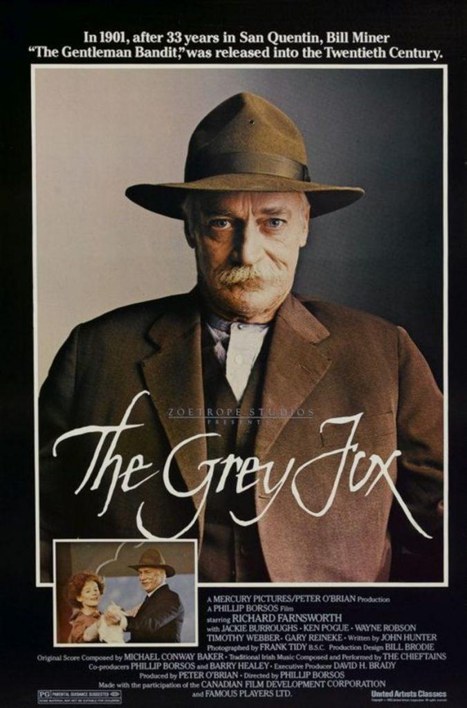The Grey Fox (1982) Movie Poster