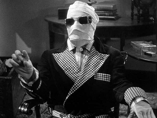 The Invisible Man (1933) Claude Rains