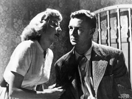 Marie Windsor and Sterling Hayden in The Killing (1956)