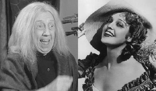 All in the Family: Jeanette MacDonald and Marie Blake | Classic ...