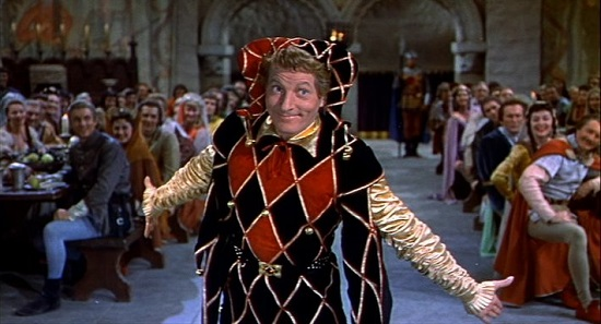 Silver Screen Standards: The Court Jester (1955) | Classic Movie ...